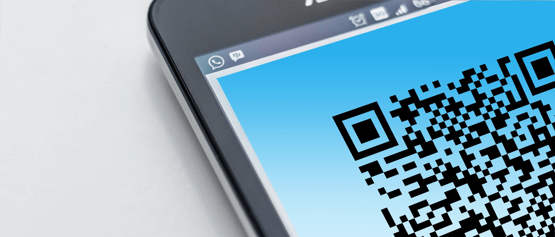The revival of QR Codes